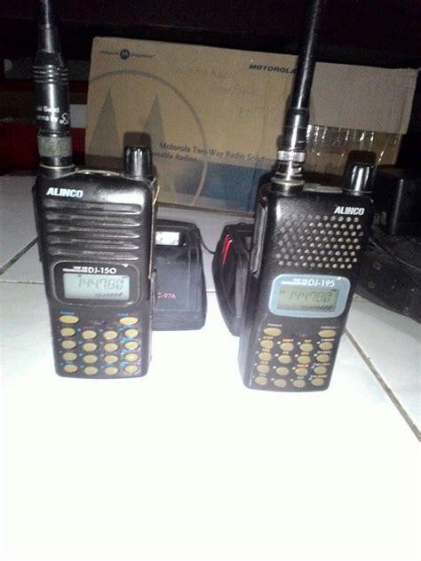 Swr Antena Radio Rig Dan Ht Merk Maldol Hs 260s Murah Meriah Mewah dijual alinco dj195 dj150 swaradio