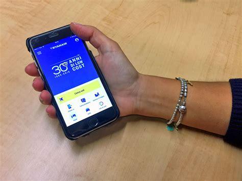 carta d imbarco mobile app ryanair e carta di imbarco su smartphone funziona
