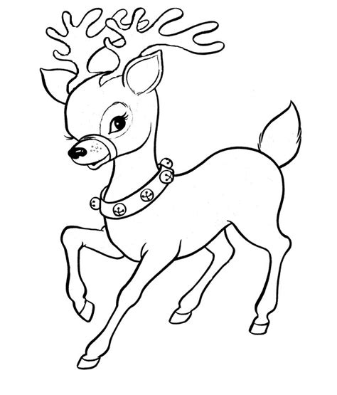 Reindeer Template by Reindeer Template Animal Templates Free Premium
