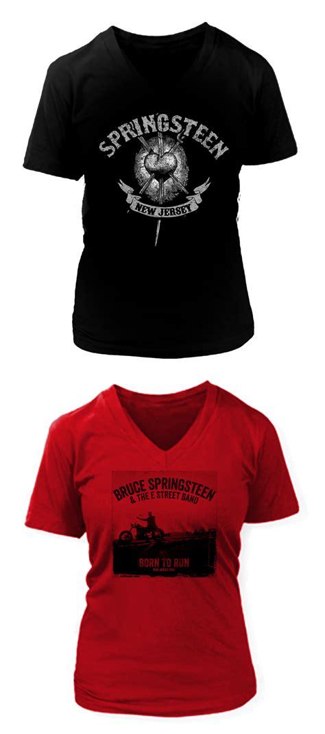 Bruce Springsteen retail merch 2014   michelleholme.com