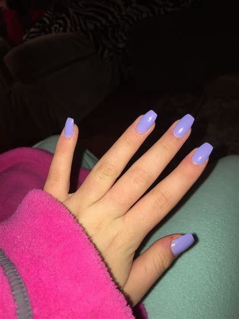 image result for very short coffin nails nails short lavender coffin nails short lavender coffin nails