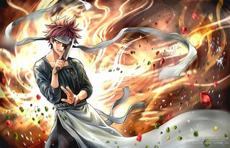 I Anime Food Wars by Food Wars Shokugeki No Soma Hd Wallpaper Background