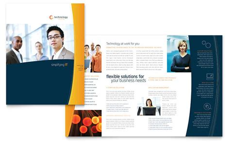 marketing brochure template free free brochure templates sle brochures exles