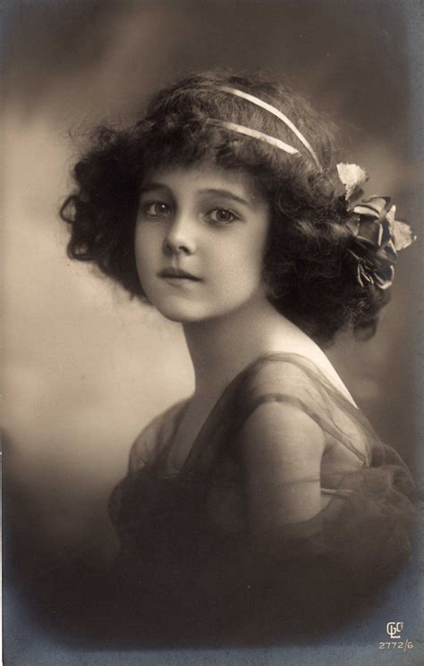 1920 childs hairstyle vintage photography january 2011