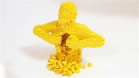 Make Your Own Blueprint lego ideas small yellow