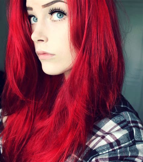 Bright Hairstyles by Styles Bold Bright Hair Colors For 2016