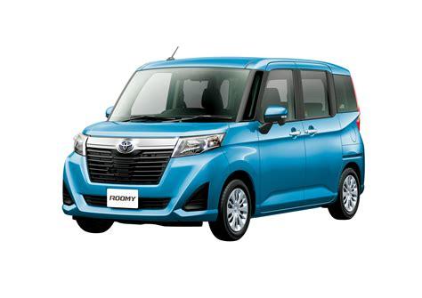 Toyota Et Toyota Roomy Et Tank Daihatsu Thor Le Auto