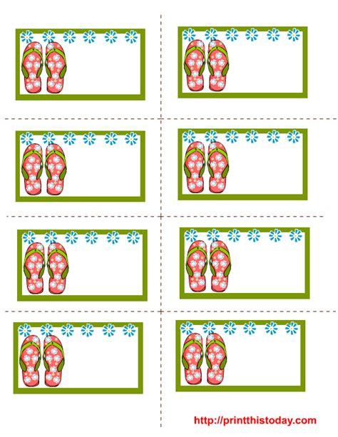 printable labels uk free free printable summer labels
