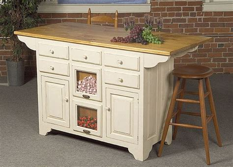 used kitchen island