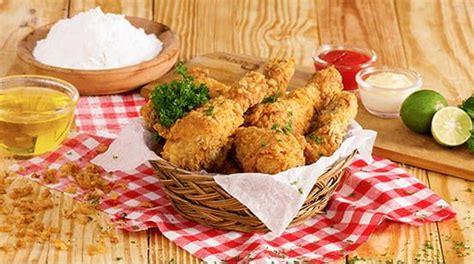 resep ayam goreng crispy  gambar resep masakan