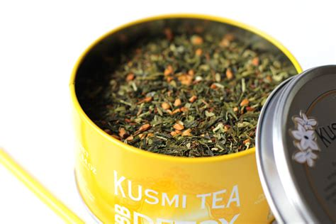 Kusmi Tea Bb Detox Froid by Les Cinq Jolies Choses 1 Zo 233 Bassetto Mode