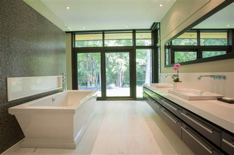 master ensuite modern home aiming at converting traditionalists by david