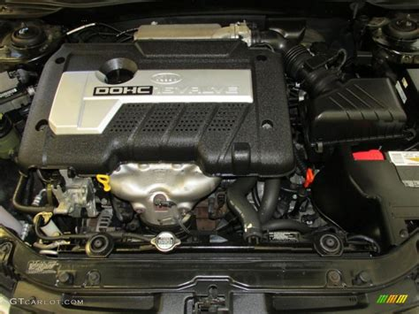 2007 Kia Spectra Engine 2006 Kia Spectra Ex Sedan Engine Photos Gtcarlot