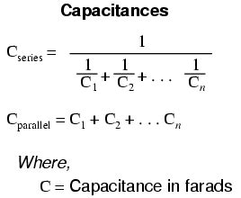 capacitor circuit equations lessons in electric circuits volume v reference chapter 1