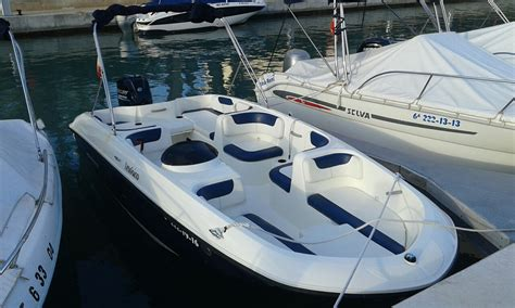 bayliner boat hire happy boat boat rent mar menor jet ski hire sailing