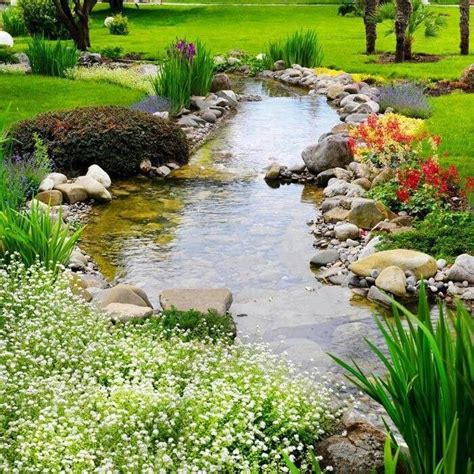 backyard stream backyard stream for the home pinterest