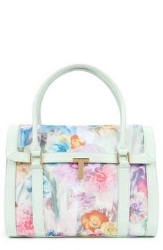 Michael Kors 6331 White Rosegold Combi large leather shopper bag gold bags ted baker shiny objects bags