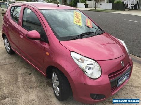 Suzuki Alto Pink For Sale Suzuki Alto For Sale In Australia