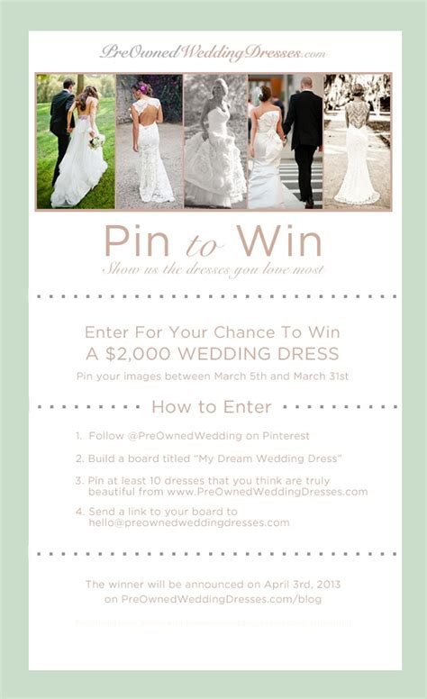 Sweepstakes Wedding - we all know pinterest can help you find the perfect inspiration for your wedding now