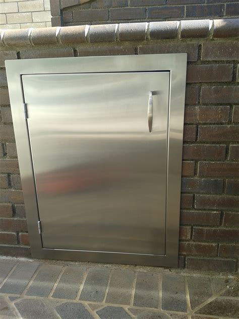 Stainless Steel Bbq Doors by Stainless Steel Bbq Door Jnl Stainless Inc