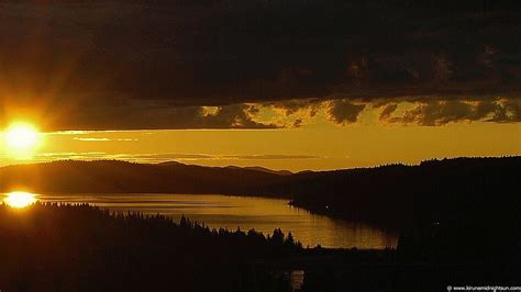 Midnight Sun tours excursions and travel the midnight sun in