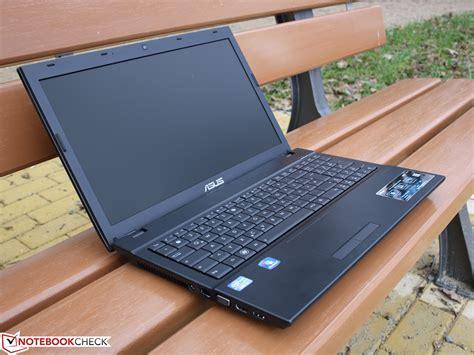Laptop Asus Pro P550l review asus pro p53e so102x notebook notebookcheck net reviews