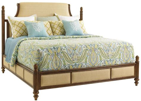 bed bay bali hai orchid bay king panel bed from tommy bahama 01