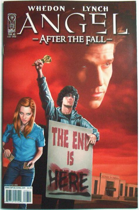 libro america after the fall angel after the fall 8 cover b season 6 idw comics us import