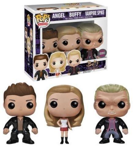 Funko Buffy The Vire Slayer Spike Pop Vinyl 3986 Funko Pop Buffy The Slayer Checklist Exclusives