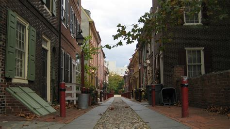 elfreth s alley the pennsylvania center for the book elfreth s alley