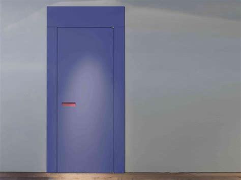 innovative interior wooden doors   handle opening