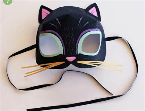 diy cooling mask 30 diy paper mask design ideas cool crafts