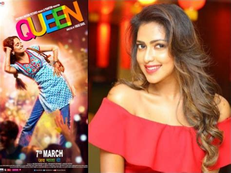 film queen actress wow amala paul roped in for the malayalam remake of queen