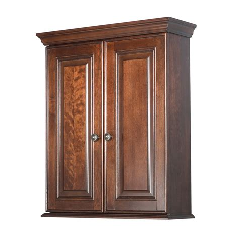 dark walnut bathroom cabinet foremost 24 quot hawthorne bathroom wall cabinet dark walnut