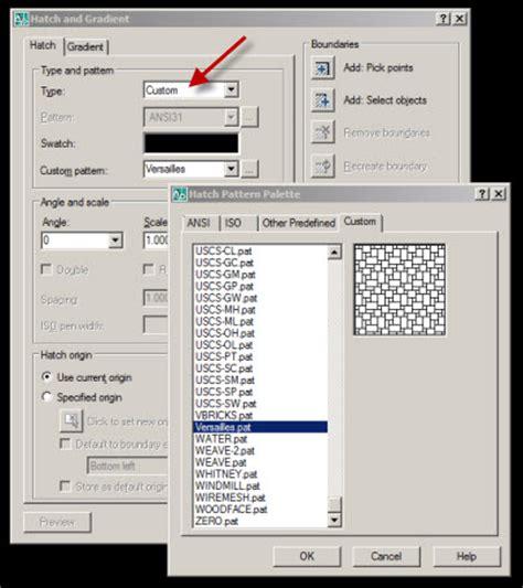 pattern generator autocad autocad 2008 new hatch patterns free patterns