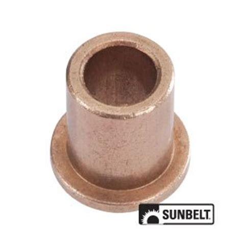 Sunbelt Plumbing by Sunbelt Bushing Flanged Edger Shaft Part No B1sb8654 Industrial Scientific