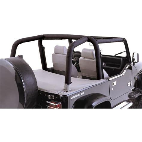 Jeep Roll Bar Padding Rugged Ridge Roll Bar Padding New Jeep Wrangler 1997 2002