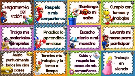 imagenes reglamento escolar primaria reglamentos material educativo