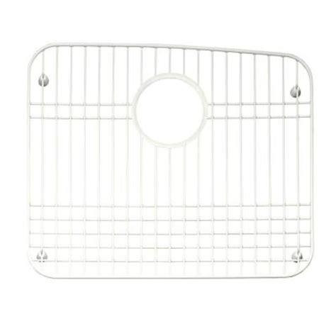 discontinued kohler sink racks kohler lakefield bottom basin rack in white discontinued k