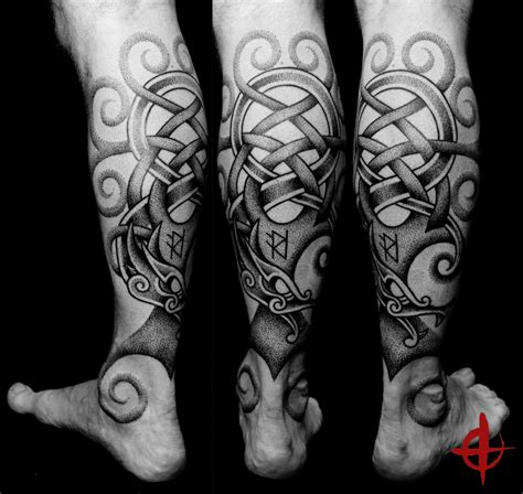 yggdrasil tattoo yggdrasil tattooed by ideas