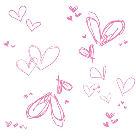 cute heart themes facebook theme gallery theme pink purple hearts clip