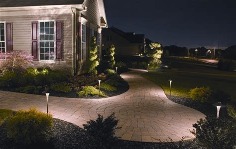 Outdoor Landscaping Lighting Landscape Lighting Cut Above The Rest
