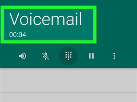 voicemail android how to set up your voicemail on android 11 steps with pictures