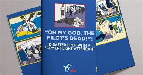 Smith Is Dead Oh My God by Quot Oh My God The Pilot S Dead Quot Disaster Prep With A