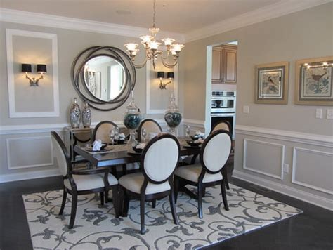 Room Source by 40 Beautiful Modern Dining Room Ideas