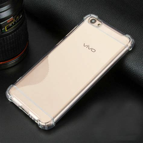 Spigen Sleek For Vivo Y53 V5 vivo v5 v5s v5plus y66 y53 y31 x9 cover casing transparent shopee malaysia