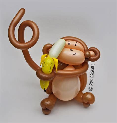 my daily balloon 23rd may monkey