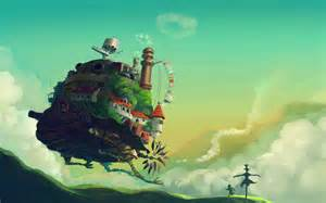 the of howl s moving castle my thoughts on howl s moving castle a japanese animated