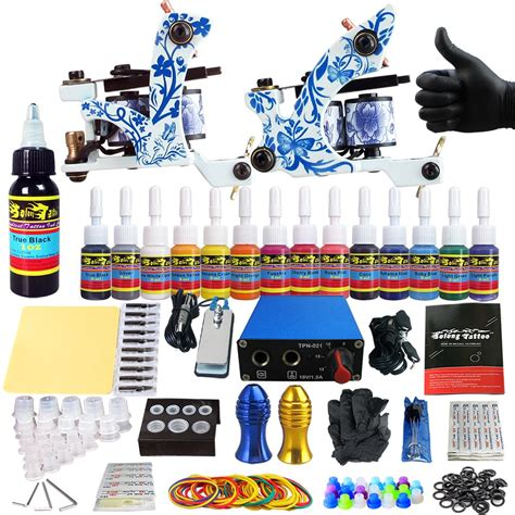 tattoo starter kit solong complete kit for beginner starter 2
