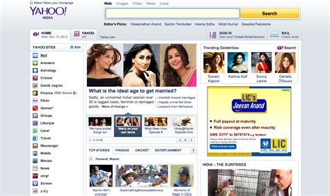 email yahoo india yahoo india techcrunch